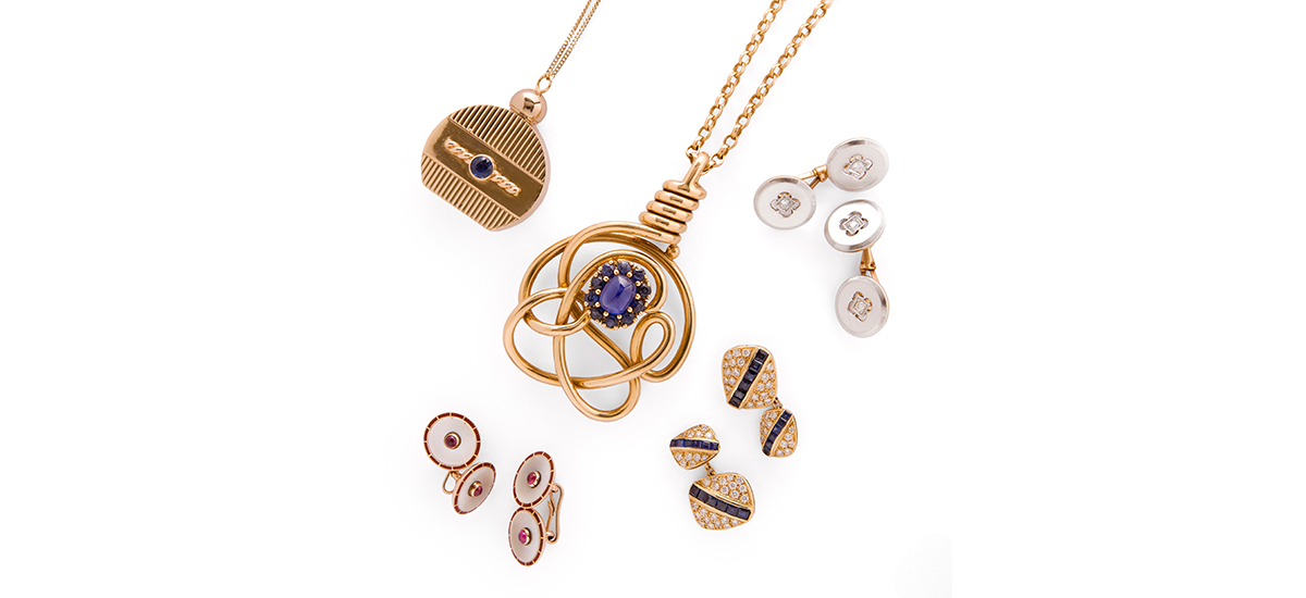 Specialists in Period & Contemporary Jewellery & Silver
