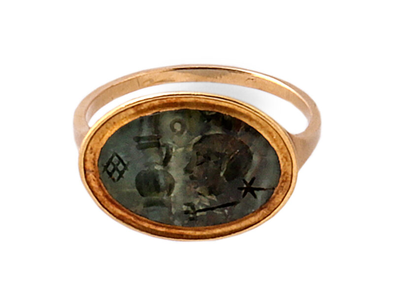 Antique Intaglio Ring